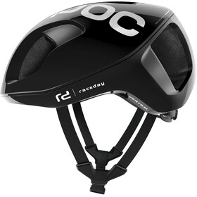 POC Ventral Spin Kask rowerowy, uranium black raceday